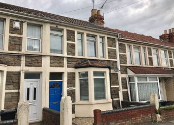 Thumbnail 2 bed terraced house for sale in Kimberley Road, Bristol
