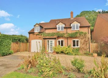 Thumbnail 4 bed detached house for sale in The Laurels, Stadhampton, Oxford