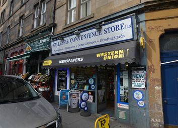 Thumbnail Retail premises for sale in Gillespie Place, Edinburgh