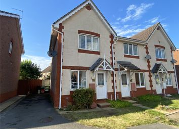 Thumbnail 2 bed end terrace house for sale in Westons Brake, Emersons Green, Bristol