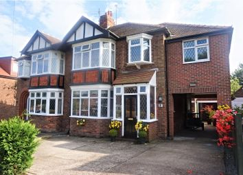 Thumbnail 5 bedroom semi-detached house for sale in Westland Road, Kirkella