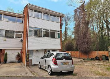 Thumbnail 4 bed terraced house for sale in Leonard Way, Brentwood, Essex