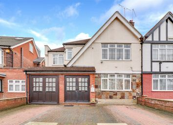 Thumbnail 6 bed semi-detached house for sale in Lindsay Drive, Kenton, Middlesex