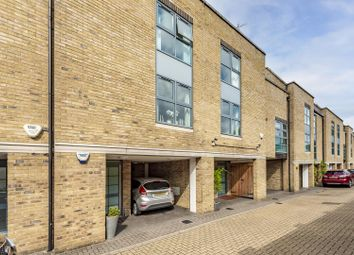 Thumbnail 3 bed town house for sale in Pallister Terrace, Roehampton Vale, London