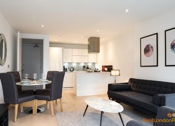 Thumbnail 2 bed flat to rent in Horizon Tower, Canary Wharf
