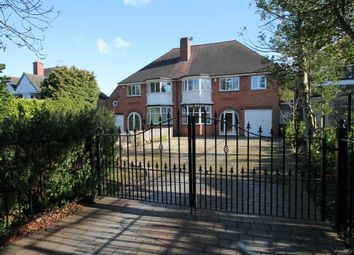 Thumbnail 4 bed semi-detached house to rent in St. Bernards Road, Solihull