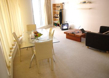 Thumbnail 1 bed flat to rent in Michigan Building, Biscayne Avenue, Canary Wharf, London
