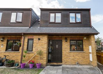 Thumbnail 3 bed end terrace house for sale in St. Margarets Grove, Woodhouse Road, London