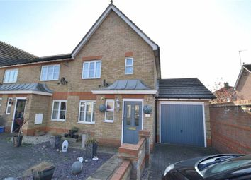 Thumbnail 2 bed semi-detached house for sale in The Beacons, Stevenage, Herts