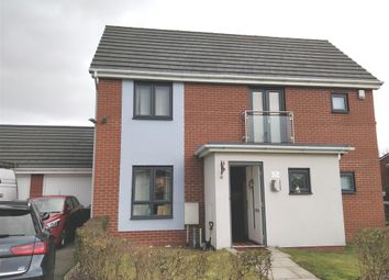 Thumbnail 4 bed detached house for sale in Crantock Gardens, Bilston