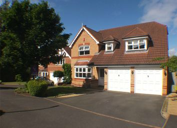 Thumbnail 4 bed detached house for sale in Birchlee Close, Priorslee, Telford, Shropshire