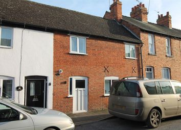 Thumbnail 1 bed terraced house to rent in Bleachfield Street, Alcester, Alcester, Alcester