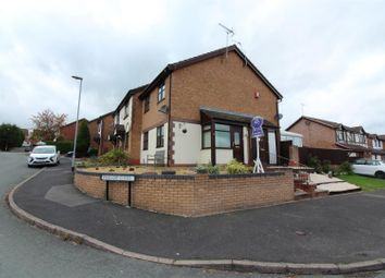Thumbnail 1 bed town house for sale in Falcon Road, Longton, Stoke-On-Trent