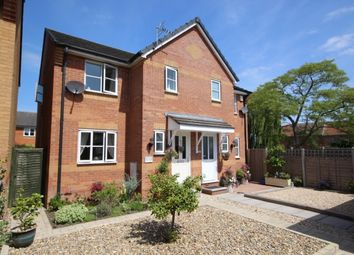 Thumbnail 3 bed semi-detached house for sale in Broadoak Road, East Bower, Bridgwater