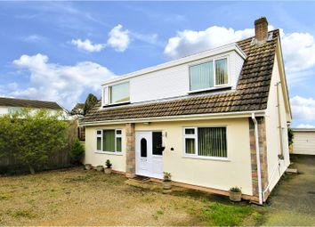 Thumbnail 3 bed detached bungalow for sale in St. Leonards Avenue, Haverfordwest