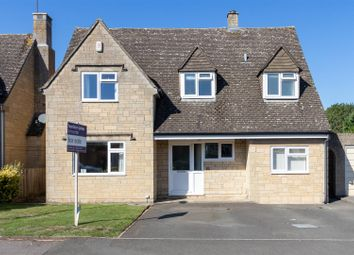 Thumbnail 4 bedroom detached house for sale in Roman Way, Bourton On The Water, Gloucestershire