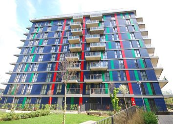 Thumbnail 3 bed flat to rent in Marsworth House, Hatton Road, Wembley, Middlesex