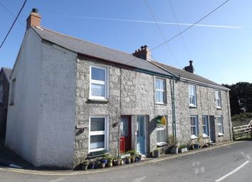 Thumbnail 2 bed terraced house for sale in Sheffield, Paul, Penzance