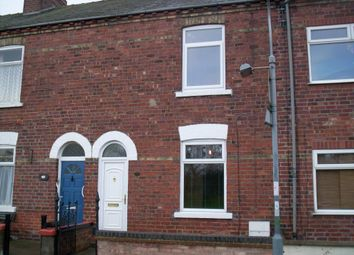 Thumbnail 2 bed terraced house to rent in Garnet Terrace, Leeman Road, York