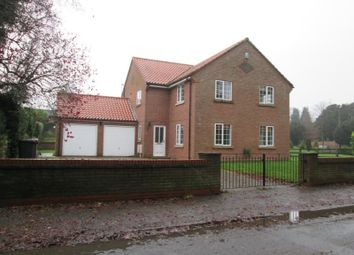 Thumbnail 4 bedroom detached house to rent in Kirby Misperton, Malton