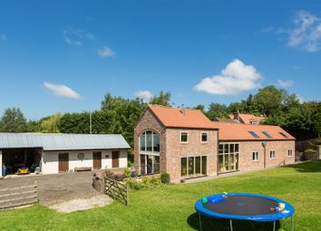 Thumbnail 6 bed property for sale in Leppington Mill Farm. Barthorpe, Malton