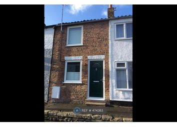 Thumbnail 1 bed terraced house to rent in Ripon, Ripon