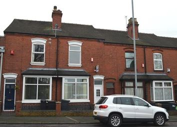 Thumbnail 2 bed terraced house to rent in Albert Street, Newcastle, Newcastle-Under-Lyme