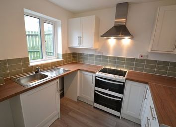 Thumbnail 2 bed semi-detached house to rent in St. Leonards Road, Honiton