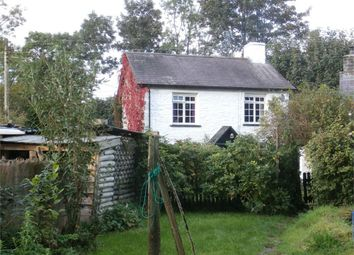 Thumbnail 4 bed cottage for sale in Llanfair Clydogau, Lampeter