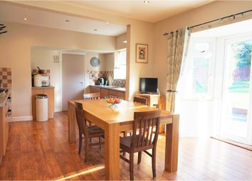 Thumbnail 3 bed detached bungalow for sale in Fordbrook Lane, Walsall