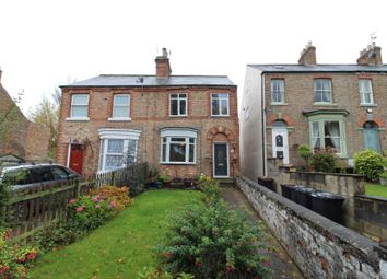 2 bed semi-detached house for sale in Princess Road, Ripon, North Yorkshire HG4