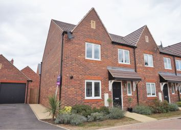 Thumbnail 4 bed end terrace house for sale in Miller Close, Bicester