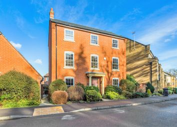 Thumbnail 5 bed detached house to rent in Rockbourne Road, Sherfield-On-Loddon, Hook