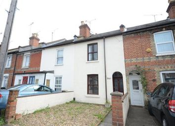 Thumbnail 2 bedroom terraced house for sale in Gosbrook Road, Caversham, Reading
