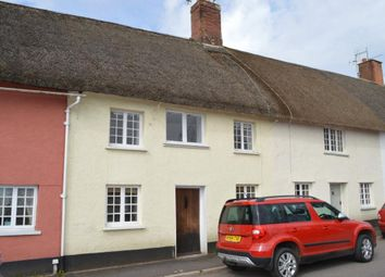 Thumbnail 3 bedroom terraced house for sale in Park Street, Crediton, Devon