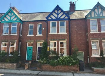 Thumbnail 4 bed town house for sale in Wentworth Road, Scarcroft Hill, York