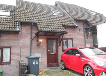 Thumbnail 1 bed terraced house to rent in Daffodil Court, Ty Canol, Cwmbran