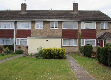 Thumbnail 3 bed terraced house to rent in Grovebury Close, Dunstable