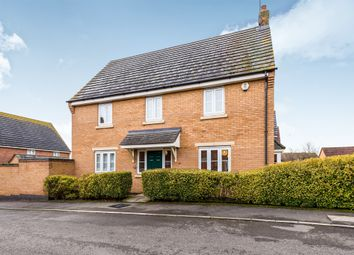 Thumbnail 4 bedroom detached house for sale in Brooks Close, Wootton, Northampton