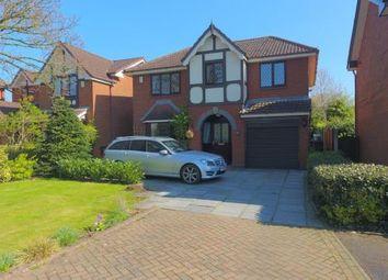 Thumbnail 4 bed detached house for sale in Old Oak Gardens, Walton-Le-Dale, Preston