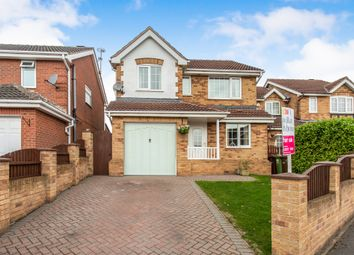 Thumbnail 4 bedroom detached house for sale in Elder Drive, Upton, Pontefract