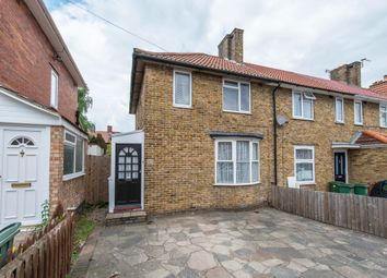 Thumbnail 3 bedroom end terrace house for sale in Thornton Road, Carshalton