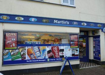 Thumbnail Retail premises for sale in Saltash, Cornwall