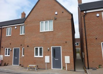 Thumbnail 3 bedroom end terrace house for sale in High Street, Barwell, Leicester