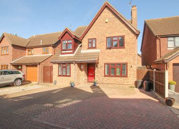 Thumbnail 4 bed detached house for sale in Blake Hall Drive, Wickford