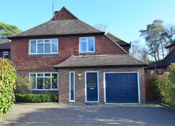 Thumbnail 4 bedroom property to rent in Lincoln Drive, Pyrford, Woking