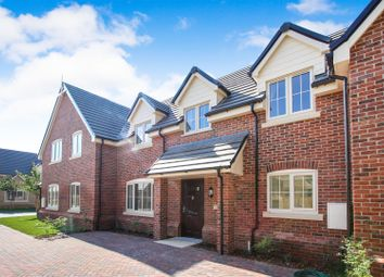 Thumbnail 3 bedroom terraced house for sale in Hardwick Court, Holme, Peterborough