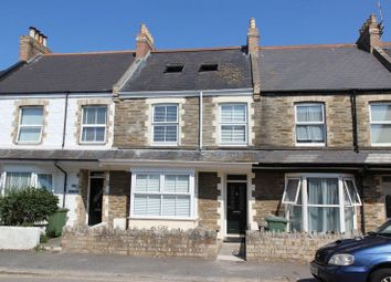 Thumbnail 4 bed terraced house to rent in Jubilee Street, Newquay