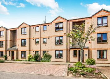 Thumbnail 2 bedroom flat for sale in Cambrai Court, Dingwall