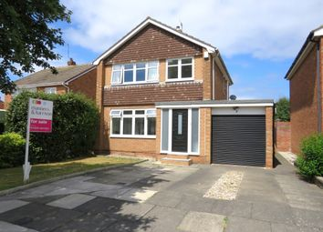 Thumbnail 3 bed detached house for sale in Coatham Drive, Hartlepool